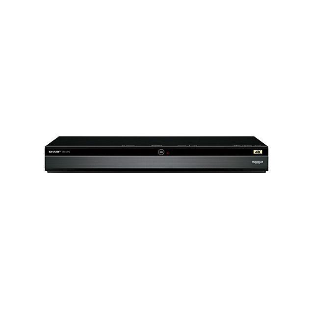 ブルーレイレコーダー AQUOS アクオス 2TB/3番組同時録画 Ultra HDブルーレイ再生対応 4Kチューナー内蔵 シャープ 4B-C40BT3
