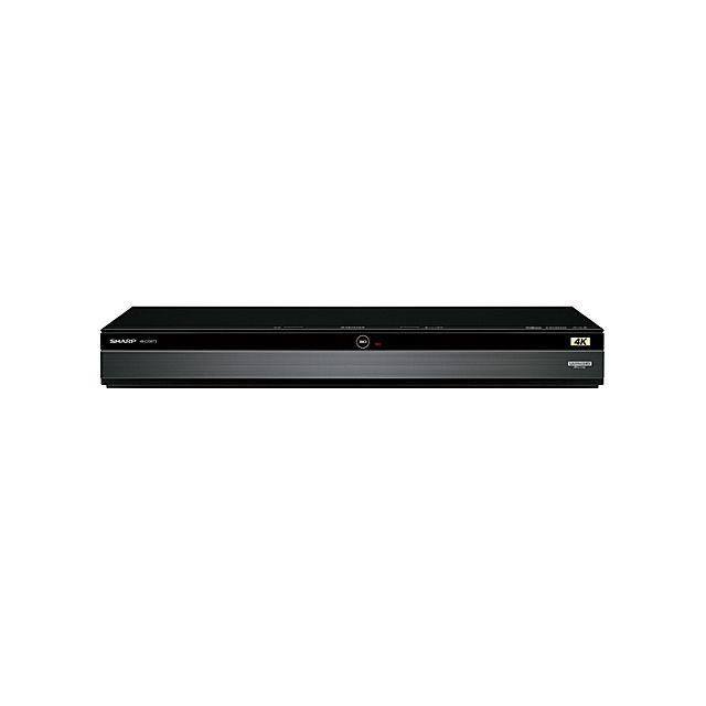 ブルーレイレコーダー AQUOS アクオス 2TB/3番組同時録画 Ultra HDブルーレイ再生対応 4Kチューナー内蔵 シャープ 4B-C20BT3
