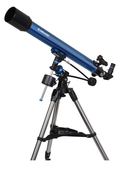 天体望遠鏡 ミード 屈折式 Kenko EQM-70 MEADE