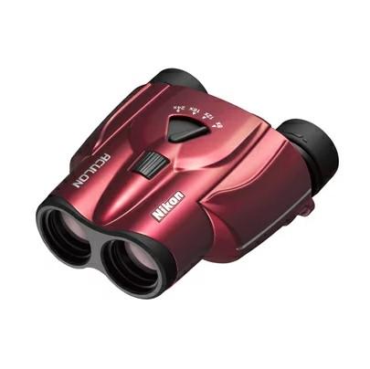 双眼鏡 アキュロン 8~24倍 レッド Nikon ACT11 ACT11 8-24x25 R