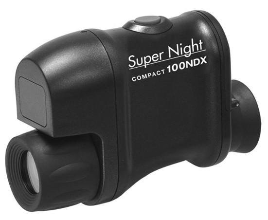 暗視スコープ スーパーナイトコンパクト 小型軽量 Kenko 100NDX