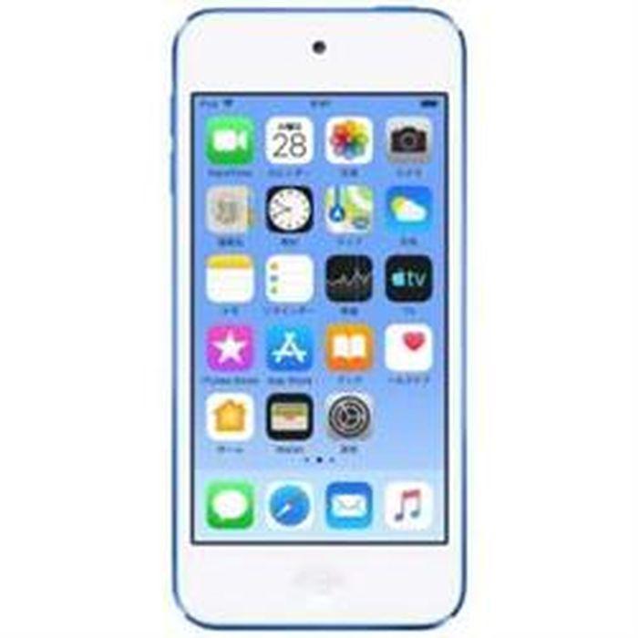 新しいiPod touch 2019年モデル 第7世代 APPLE 大幅値下げランキング 全店販売中 iPod MVHU2J Apple 32GB ブルー A