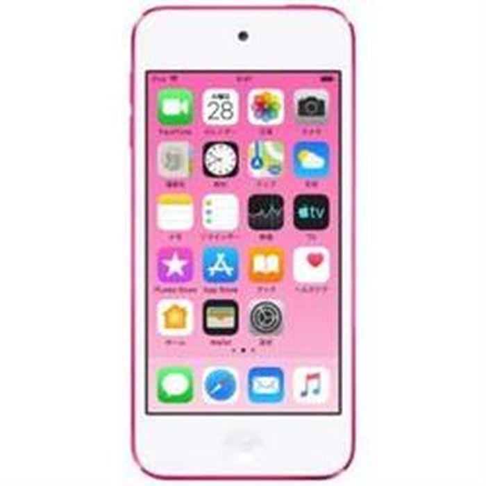 2019年モデル 第7世代 iPod touch 256GB ピンク Apple MVJ82J/A