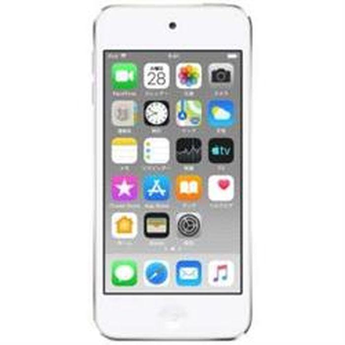 2019年モデル 第7世代 iPod touch 256GB シルバー Apple MVJD2J/A