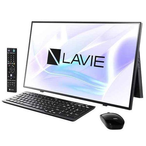 LAVIE Home All-in-one 27型 ファインブラック NEC PC-HA970RAB