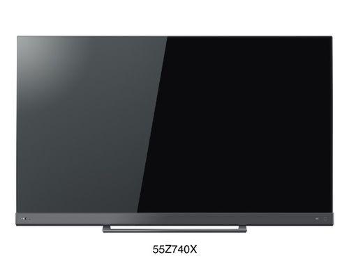液晶テレビ REGZA 55V型 Z740Xシリーズ 4K対応/4Kダブルチューナー内蔵 タイムシフトマシン対応モデル 東芝 55Z740X