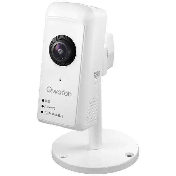 アイ・オー・データ機器180度パノラマビュー対応ネットワークカメラQwatchTS-WRFEクウォッチI-ODATA