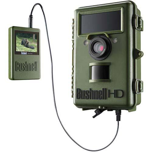 Bushnell トロフィーカムネイチャービューHDライブ HSB119740