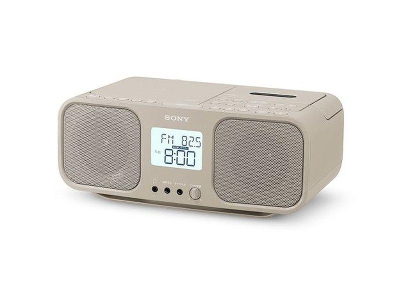 CDラジオカセットレコーダー ベージュ SONY CFD-S401