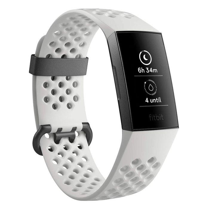 スマートウォッチうで時計活動量計ランニングウォッチ睡眠ステージ記録歩数&距離&カロリー記録耐水50m性能FitbitFB410GM