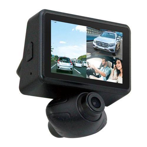 3カメラドライブレコーダー カイホウ KH-DR3200