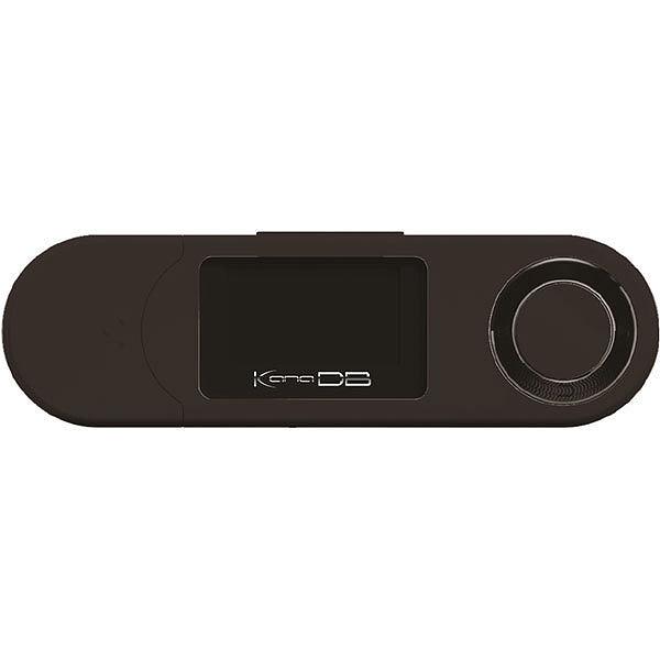充電いらず 新品未使用正規品 乾電池対応のデジタルオーディオプレーヤー 単4×1本で約21.5時間再生 GH-KANADBS8-BK グリーンハウス 倉庫 デジタルオーディオ