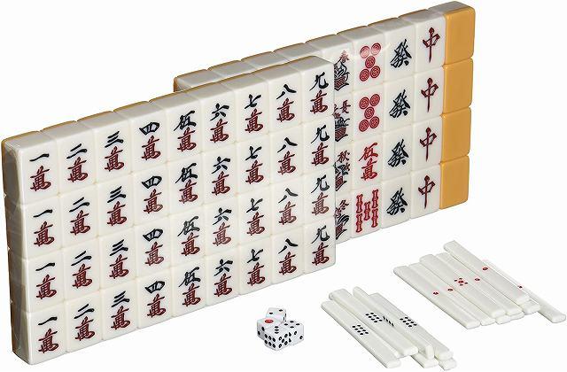 初心者でも楽しめるビギナーズブック付 麻雀 マージャン さんご牌 通販 ゲーム ボードゲーム 永遠の定番モデル 大洋