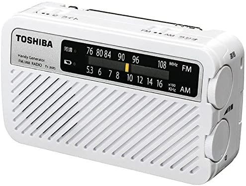 東芝 TOSHIBA ラジオ 防災ラジオ TY-JKR5