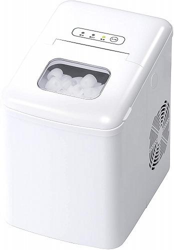 卓抜 あす楽 アウトドア 釣り レジャーにおすすめ 高速製氷機 好評受付中 家庭用 ホワイト W 製氷器 VS-ICE05 VERSOS ベルソス