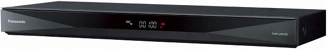 パナソニック ブルーレイディスクレコーダーおうちクラウドディーガ2020年 レギュラーモデル 2番組同時録画 HDD容量 1TB DMR-2W100
