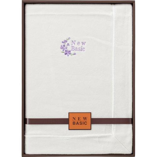 ニューベーシックシルク混綿毛布(毛羽部分) B2157538 B3158085