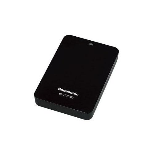 Panasonic VIERA・DIGA専用1TB USBハードディスク DY-HD1000-K