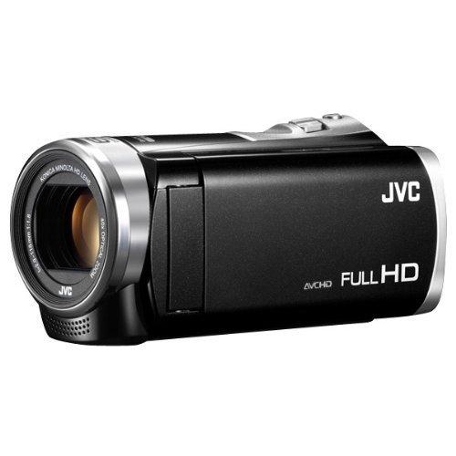 新品JVCケンウッド ビデオカメラ Everio GZ-E108-B ブラック