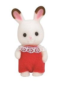 限定特価 品質保証 シルバニアファミリー ウ-90 ショコラウサギの赤ちゃん