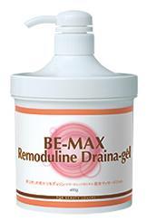 BEーMAX ビーマックス リモデュリンドレナージェル(600g) ボディジェル マッサージ 保湿 潤い 滑らか ドレナージュ