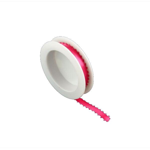 激安特価品 可愛いラッピング用リボン ラッピング リボン 細 ピコット パープルピンク SALE 2m