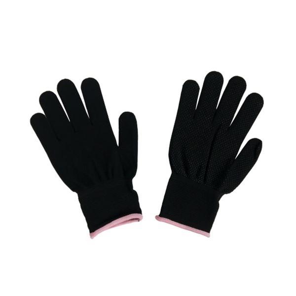 包み込むようなフィット感 手袋 滑り止め付 ブラック Sサイズ 専門店 超歓迎された 伸縮タイプ