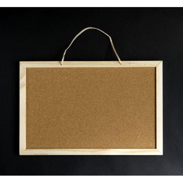スーパーセール 写真やポストカードを飾るのに コルクボード Lサイズ 35×23cm NEW売り切れる前に☆