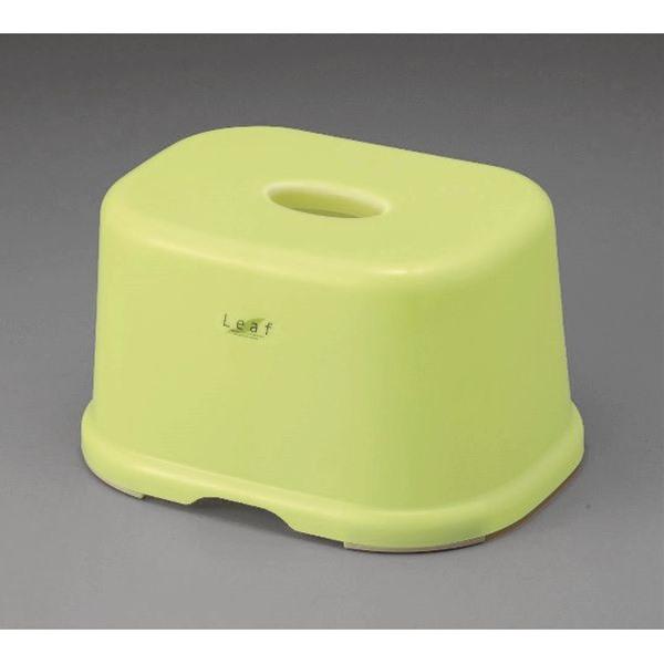 座り心地のよい風呂いす♪ 風呂いす 小(25×18.8×高さ14.3cm) グリーン リーフ