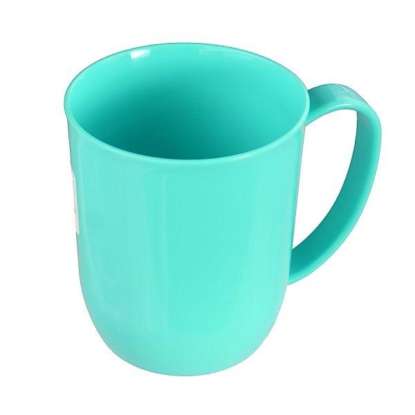 電子レンジで使えるマグカップです 毎日激安特売で 営業中です マグカップ グリーン 爆買い送料無料 カラフルマグ 電子レンジ対応 300ml