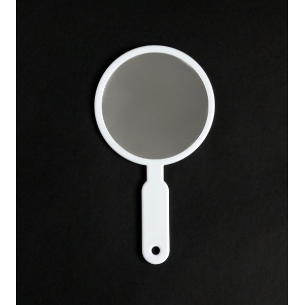 そばにあると便利な手鏡です♪ ハンドミラー 手鏡 [色指定不可]