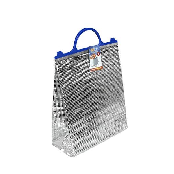 お買い物や レジャーに 保温 保冷バッグ 30×14×高さ36cm 新作からSALEアイテム等お得な商品 満載 大 アルミ 通常便なら送料無料