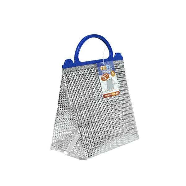 お買い物や レジャーに 保温 店内限界値引き中 セルフラッピング無料 保冷バッグ 内祝い アルミ 21×13×高さ22cm 小