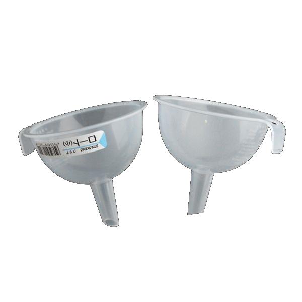 液体などの入れ替えに便利 漏斗 じょうご 小 内径8.6cm 2個入 春の新作シューズ満載 豊富な品