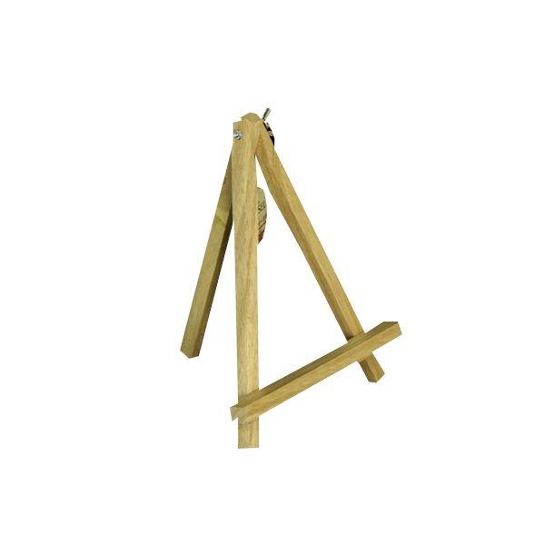 新品未使用正規品 お部屋のインテリアや ディスプレイに イーゼル A型 信憑 木製 Mサイズ