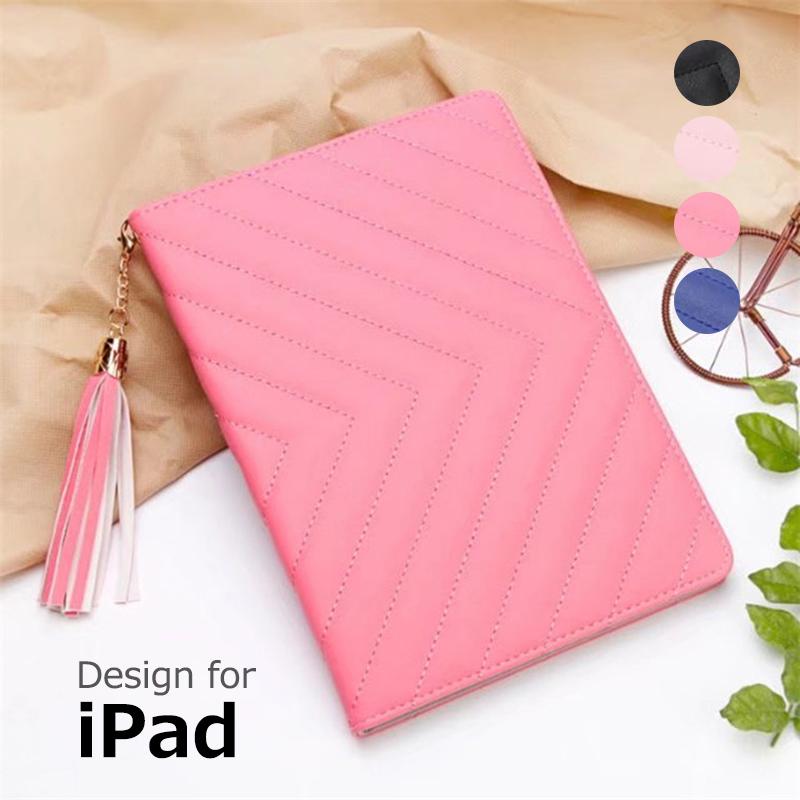 iPad 9.7 2018 2017 ケースiPad Air 定番から日本未入荷 カバー Air2 手帳型 iPad2 3 4 タッセル クマ かわいい スタンド機能 タブレット9.7イン オシャレ スマートカバー エアー2 PUレザー アイパッド 一部予約 ipad9.7ケース オートスリープ 20%off