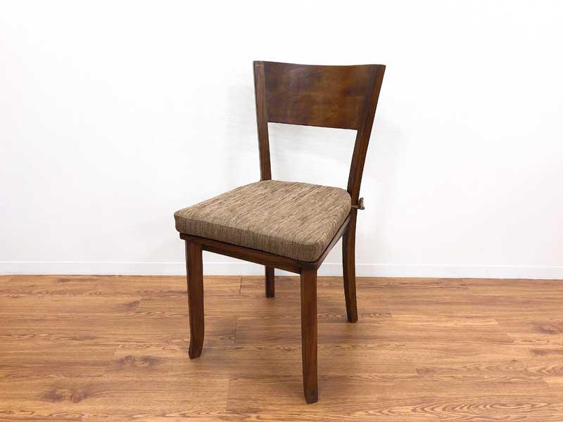 チェア チーク 無垢 クッション付き ダイニングチェア デスクチェア アジアン 北欧 木製 椅子 イス チーク材 天然木 おしゃれ アジアン家具【コルベッティ】