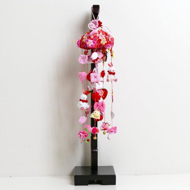 つるし雛 桜うさぎ 小(つるし飾り さげもん 吊るし飾り 吊るし雛 さくらうさぎ)