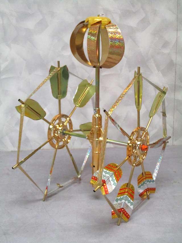 矢車 Y-02(庭園用)鯉のぼり