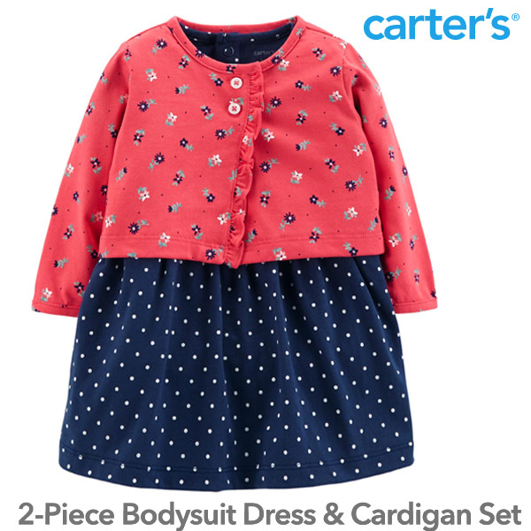 carter's/カーターズ ロンパース カーディガンセット