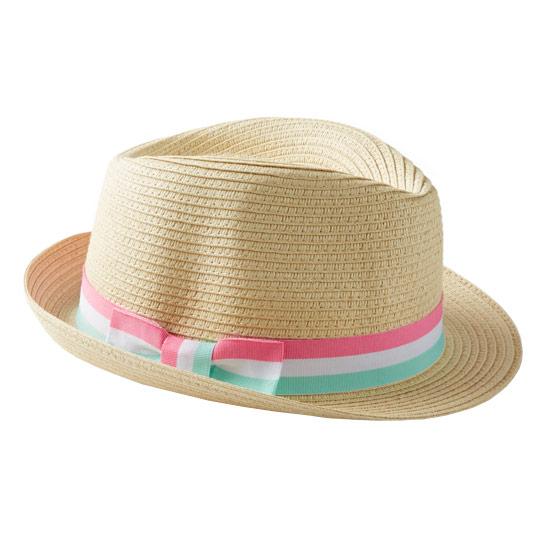 カーターズ Carter's 帽子 ハット 中折れストローハット 麦わら帽子 0719MA 安心のカーターズ正規品 今だけスーパーセール限定 新作続 日差しの強い日のお出掛けにオススメ