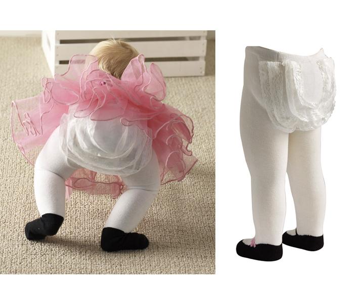 格安 価格でご提供いたします Jazzy Toes ジャージートー ベビー 赤ちゃん タイツ たっぷりフリル タイムセール ホワイト 1204P20 メリージェーンタイツ フリル