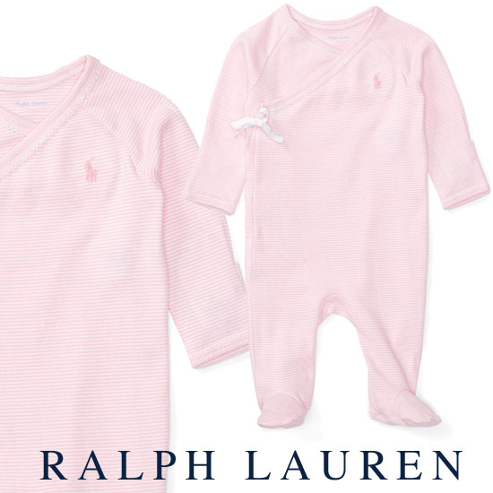 Baby & Toddler Clothing Sensible Ralph Lauren Baby Girl Romper