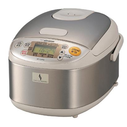 海外向け炊飯器 電圧220V~230Vの地域でご使用頂ける海外向け炊飯器 象印 真空内釜圧力 マイコン炊飯器 ZOJIRUSHI NS-LLH05-XA rice cooker 日本 电饭煲 人气第一