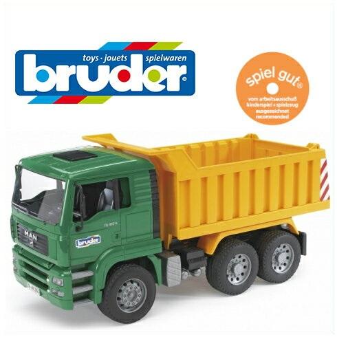 Bruder ブルーダー プロシリーズ02765 MAN Tipup トラック
