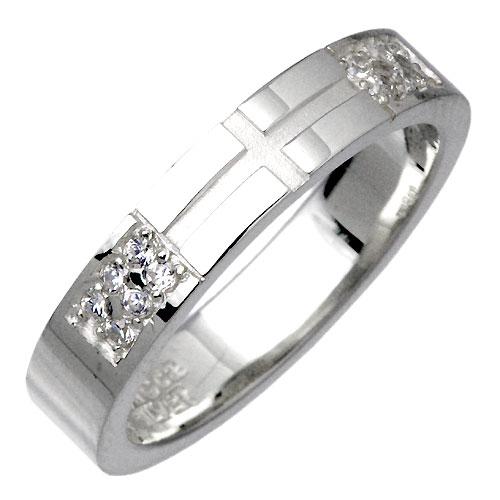 waCca【ワッカ】 CZ キュービックジルコニア デザイン シルバー リング 指輪 シルバーアクセサリー シルバー925 PNKR039