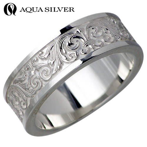 AQUA SILVER【アクアシルバー】 シルバー リング 指輪 アクセサリー 7~21号 シルバー925 スターリングシルバー ASR112