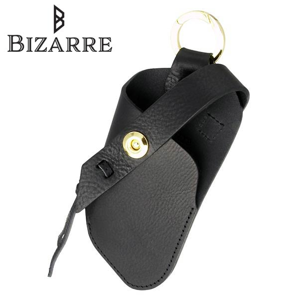 Bizarre【ビザール】 イタリアンヌメ革 携帯ケース LZG001