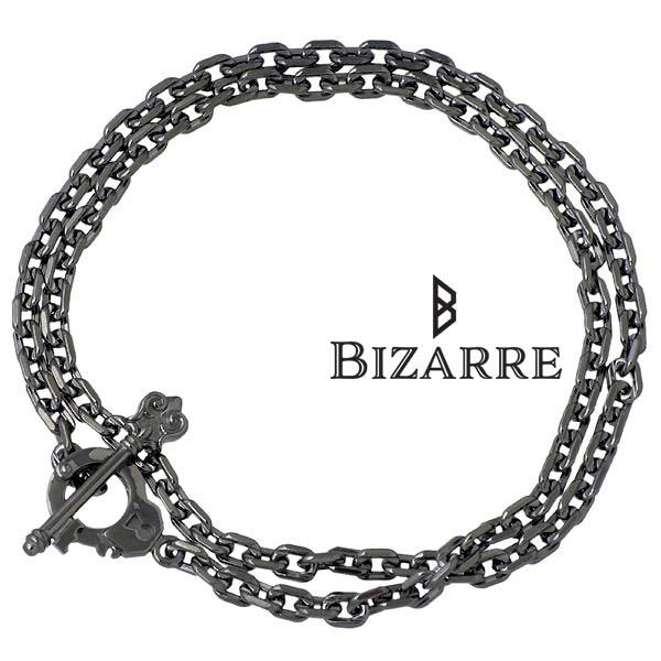 Bizarre【ビザール】 手錠 シルバー ブレスレット メンズ キー 鍵 ゴシック シルバーアクセサリー シルバー925 SBP039