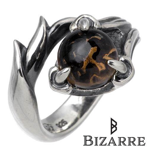 Bizarre【ビザール】 コヨーテ シルバー リング 指輪 アクセサリー シルバー925 スターリングシルバー SRJ060